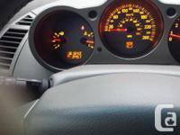 Make Nissan Model Maxima Year 2006 Colour Tan kms