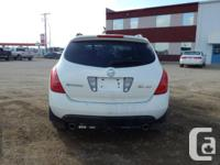 Make Nissan Model Murano Year 2005 Colour White kms