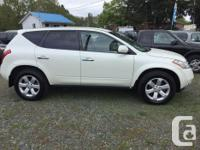 Make Nissan Model Murano Year 2006 Colour White Trans