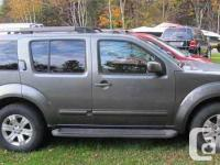 Make Nissan Model Pathfinder Year 2006 Colour Grey kms