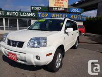 Make Nissan Model X-Trail Year 2006 Colour white kms