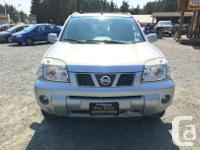 Make Nissan Model X-Trail Year 2006 Colour Silver kms