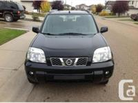The Nissan X-trail is the ultimate outdoor vehicle. It
