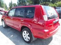Make Nissan Model X-Trail Year 2000 Colour Red kms