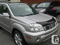 Make Nissan Model X-Trail Year 2006 Colour SILVER