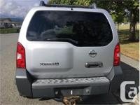 Make Nissan Model Xterra Year 2006 Colour Silver kms