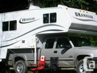 2006 Okanagan Camper 90W --  Thermal Bronze Windows -