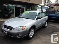 2006 Subaru Outback 2.5 i Wagon.      Model: