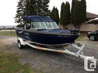 2006 Lund Outfitter 2000SE (20ft), 2006 115 Mercury