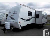 2006 PILGRIM 312BHSS Travel Trailer $14900.00
