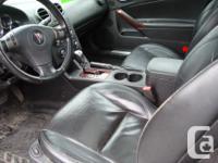 Make Pontiac Model G6 Year 2006 Colour Black kms