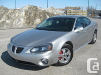 2006 Pontiac Grand GT Sport and Luxury Sedan. 3800 V6,