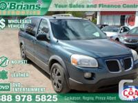 Make Pontiac Model Montana SV6 Year 2006 Colour Blue