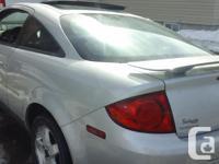 Make Pontiac Model Pursuit Year 2006 Colour grey kms