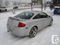 Make Pontiac Model G5 Pursuit Year 2006 Colour Silver
