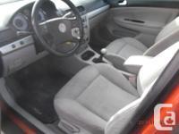 Make Pontiac Model G5 Year 2006 Colour orange kms