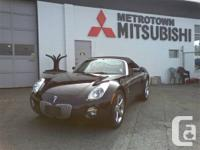 2006 Pontiac Solstice Convertible, ALL BRAKES AND TIRES