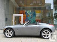 Make Pontiac Model Solstice Year 2006 Colour Grey kms