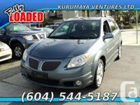 2006 Pontiac Vibe 4-Door Hatchback FWD GT - $5,950