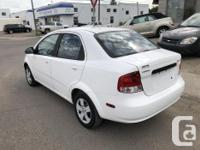 Make Pontiac Model G3 Wave Year 2006 Colour WHITE kms