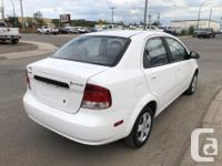 Make Pontiac Model Wave Year 2006 Colour WHITE kms