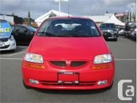 Make Pontiac Model Wave Year 2006 Colour Racing Red