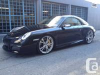 For sale is a 2006 Porsche 911 C4S Cabriolet full