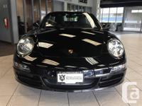 2006 PORSCHE 911 CARRERA CONVERTIBLE  4S 38,000 KMS
