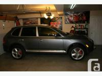 Windsor, ON 2006 Porsche Cayenne Turbo S This reliable
