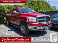Make Dodge Model Ram 3500 Year 2006 Colour Red kms