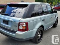 Year 2006 Colour Blue with Tan Leather Trans Automatic