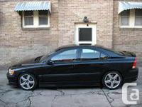Available my 2006 Volvo s60R. With. Rare Full Volvo