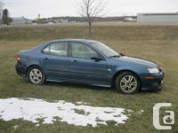 Make Saab Model 9-3 Year 2006 Colour Blue kms 192600