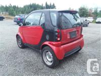 Make Smart Model Fortwo Year 2006 Colour Red kms 83339