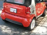 Make Smart Colour orange & silver Trans Automatic kms
