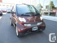 Make Smart Model FORTWO Year 2006 Colour Brown kms