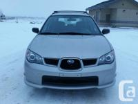 Make Subaru Model Impreza Year 2006 Colour Silver kms