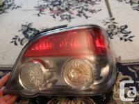 Passenger side taillight.  Full working condition,