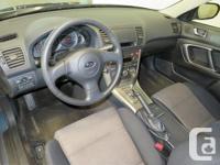 Make Subaru Model Legacy Year 2006 Colour Blue kms