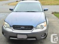 Make Subaru Year 2006 Colour Blue Trans Manual Well