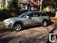 Make Subaru Model Outback Year 2006 Colour SILVER kms