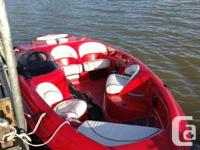 16ft Sugar Sand Tango Extreme Jet Boat with 240hp Merc