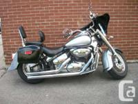 Weekly 2009 Suzuki Boulevard C50 Motorcycle for Sale for