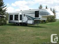 2006 Glendale Titanium 34E39QS Tour Version Fifthwheel,