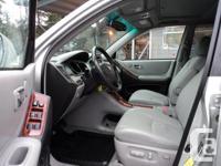 Make Toyota Model Highlander Hybrid Year 2006 Colour