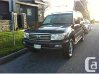 New Westminster, BC 2006 Toyota Land Cruiser This Land