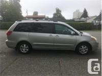 Make Toyota Model Sienna Year 2006 Colour Silver kms
