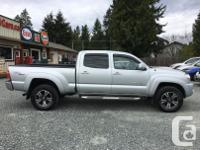 Make Toyota Model Tacoma Year 2006 Colour Silver kms