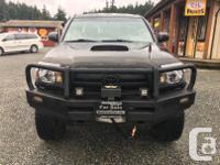 Make Toyota Model Tacoma Year 2006 Colour Black kms