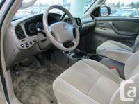 Make Toyota Model Tundra Year 2006 Colour gold kms